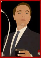 mad-men Pete-Campbell by Dawid-B