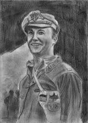American Pilot (WW2) by ComtePatatas