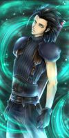 Zack Fair by Dylan-Virtue2Vice