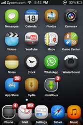 Touchit HD iPhone 4S Screenshot by outflank