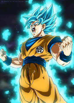 Goku - Universe Survival by SenniN-GL-54