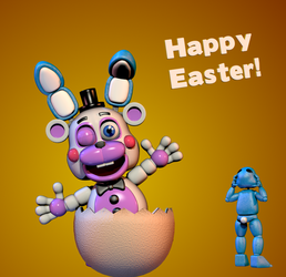 Happy Easter(fools)! by yoshipower879
