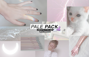 // PALE PACK by foodlov3r