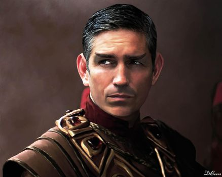 Jim Caviezel-Vulcanized by DCJBeers
