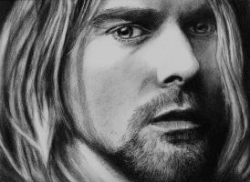 Kurt Cobain by PMucks