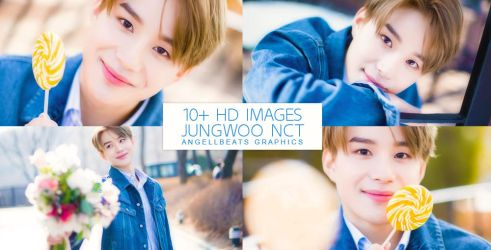 Jungwoo [NCT] Photopack by AngellBeats