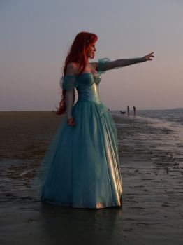 Little Mermaid by LadyliliCosplay