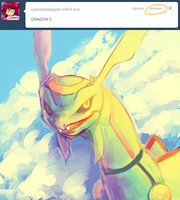 Rayquaza Answer by MusicalCombusken