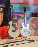Katy Perry Guitars in 1/6 Scale by cbgorby