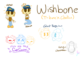 Wishbone Sketches (Gift) by 6-O-Hundred657