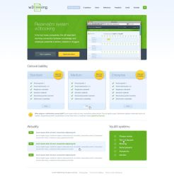 w3booking Reservation System by luqa