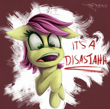 IT'S A DISASTAHH!! (ATG VII Day 4) by Ferasor