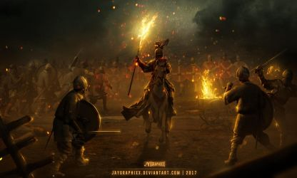 Royal Dynasty: Battle For Honor by JayGraphixx