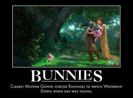 Bunnies Motivational by jswv