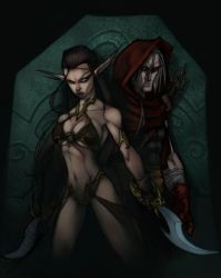 Dark Elves by zaratus