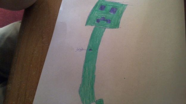 Creeper by anonymous2748
