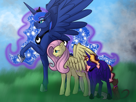 The Lunar Royals by Percy-McMurphy