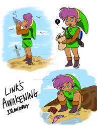 Link Sketch Dump by NeverPastOblivian
