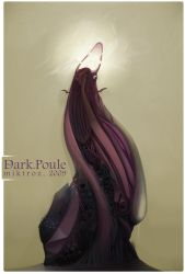 the Dark.Poule by miktroz