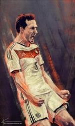 Mats Hummels - Man Of The Match by apfelgriebs