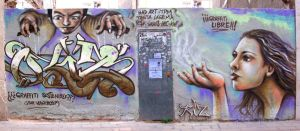 Graffiti Sostenible???? by koolkiz