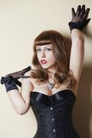 Tanit-Isis Gothic Burlesque Stock II by tanit-isis-stock