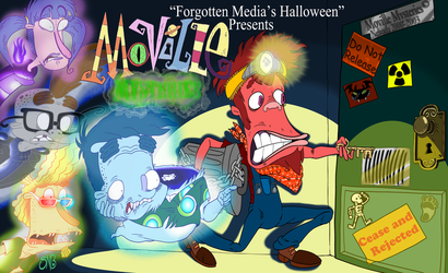Forgotten Media presents Moville mysteries by sixteen6stars