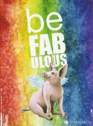 Be Fabulous by saraquarelle
