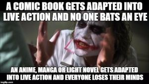 Joker Meme No. 6 - Live Action Dilemma by AaronMon97