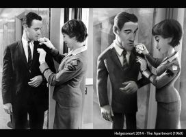 The Apartment (1960) by kaktuzlime