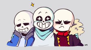 Sans by Ketchupberry