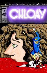 Chloay 1 - 1150 - Cover by ScrapComics