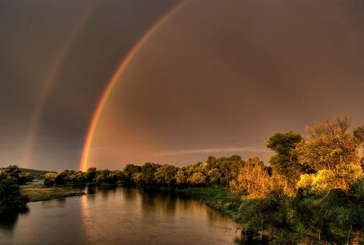 Rainbow Over Marica by Alex-dan