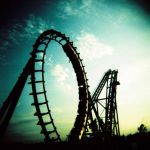 roller coaster by crazycaps