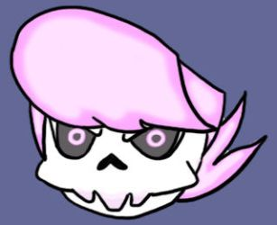 Mystery-Skulls: Lewis practice by CrossBreed777