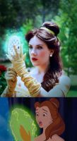 Belle- Beauty and The Beast by snoprincess