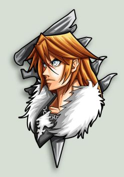 Squall by Wenart