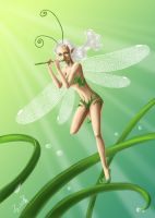 Green Fairy by Norloth