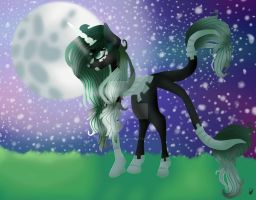 Entry 1 for Chrysalis Galaxy's Contest by Snerdsister