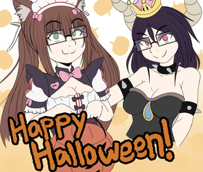 Happy Halloween 2018 by SuperSmexy