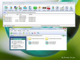 Vista RTM for Winrar by 1bumpy