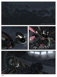 page 20 - disconnection - Suzumega Medabot 2 by AltairSky