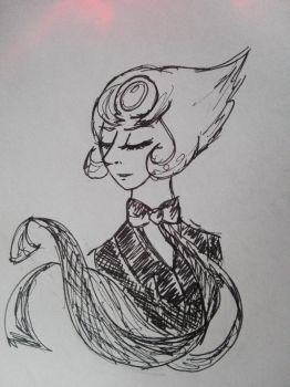 Pearl quickie by Mitrysa