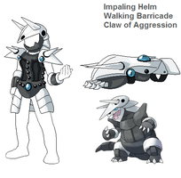 PSC Request- Aggron