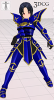 MMD- Knights Armor- DOWNLOAD by MMDFakewings18