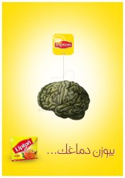 Lipton by yamen888