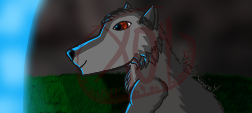 Serenity for Wolf--Prime by XionOblivion4