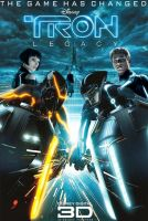 Tron Legacy Custom Poster 1 by NERD485