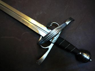 Sidesword c.1530 v2 - 2 by Danelli-Armouries