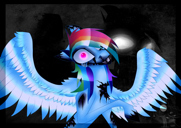 .: Rocket To Insanity :. -     MLPFIM    by NIGHTMARE254